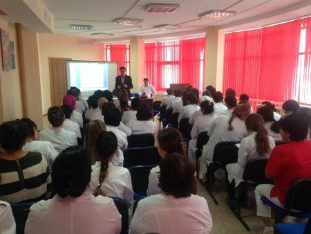 Обучающие семинары для мед.работников частных мед.организаций Актюбинской области