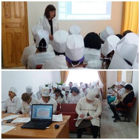Организационно-методическая помощь в Актюбинской области